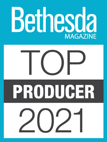 Bethesda Top Producer 2021