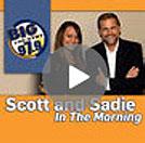 Scott and Sadie
